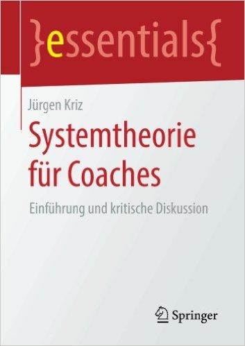 Cover Systemtheorie für Coaches