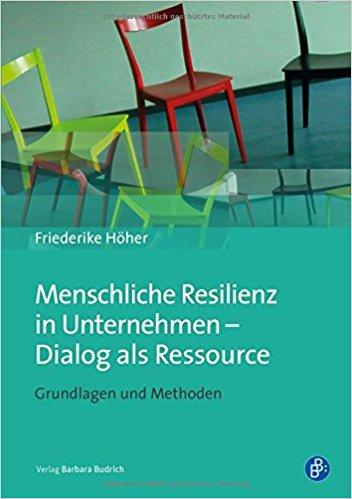 Cover Menschliche Resilienz in Unternehmen – Dialog als Ressource.