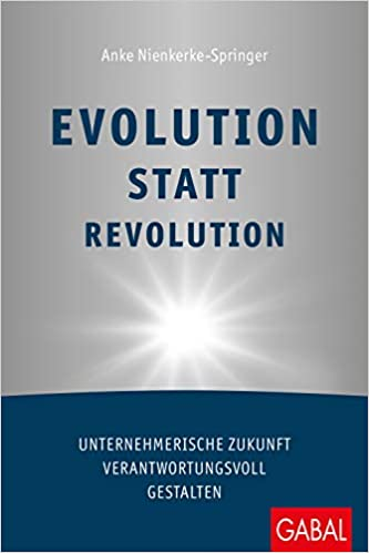 Cover Evolution statt Revolution