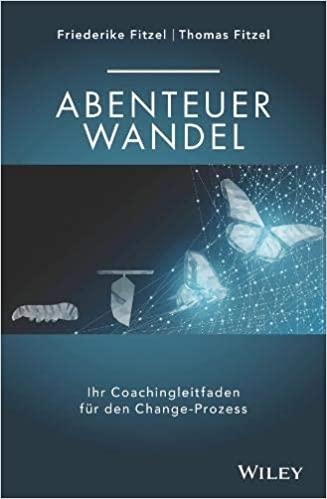 Cover Abenteuer Wandel. Ihr Coachingleitfaden für den Change-Prozess.