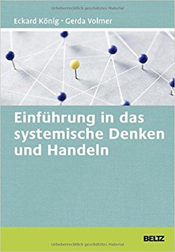 Cover Einführung in das systemische Denken und Handeln.