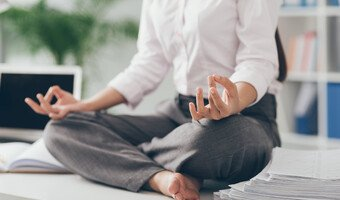 Meditation im Business-Coaching