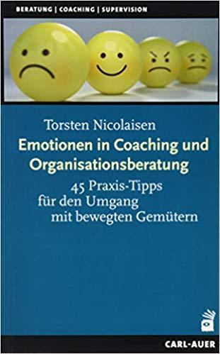 Cover Emotionen in Coaching und Organisationsberatung