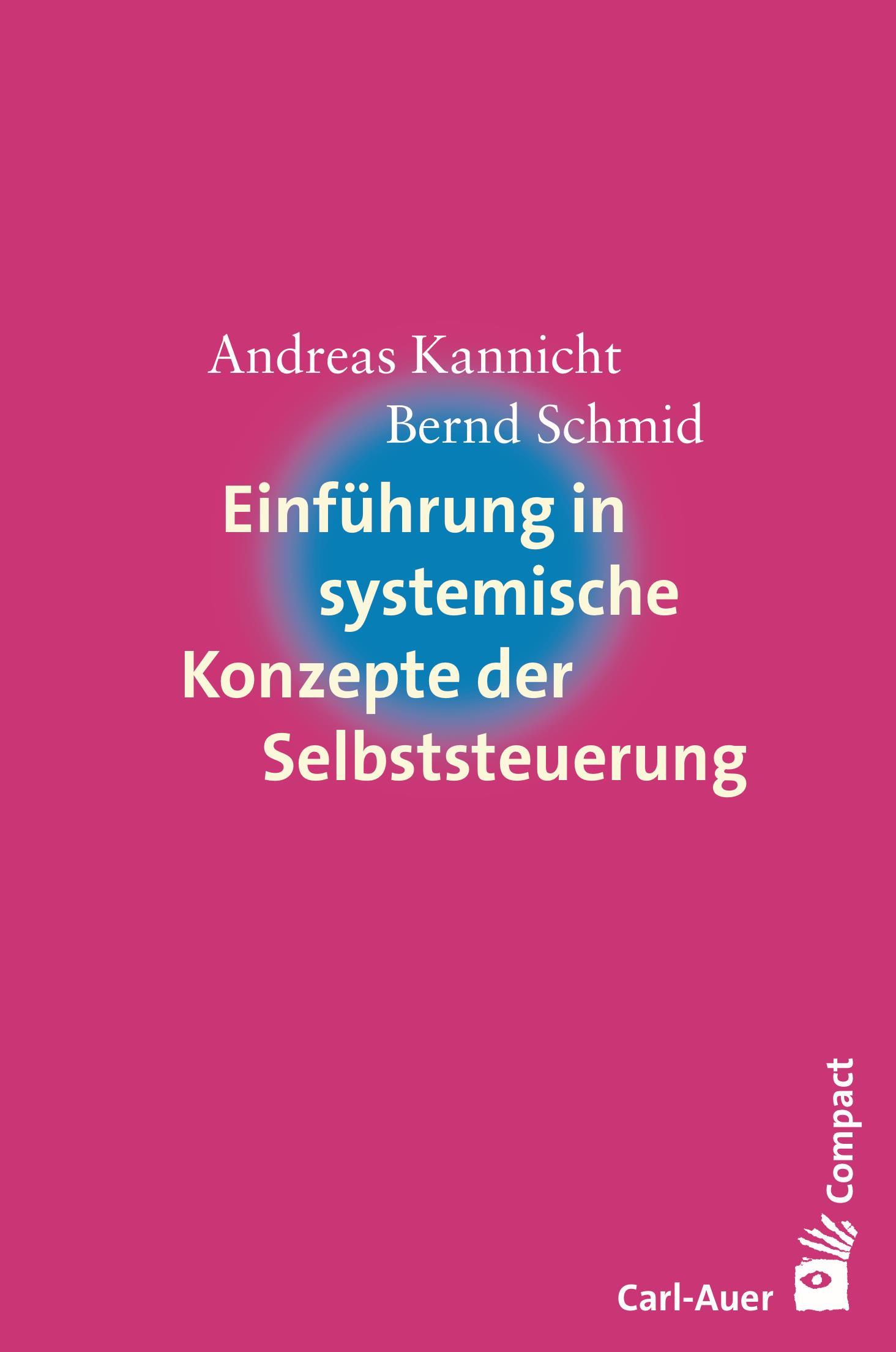 Cover Einführung in systemische Konzepte der Selbststeuerung.
