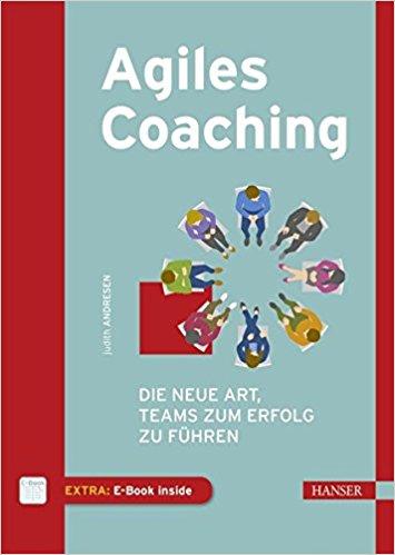 Cover Agiles Coaching