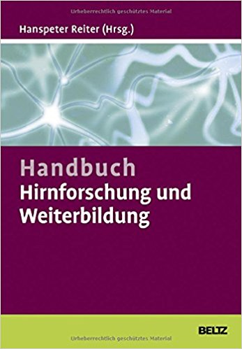 Cover Handbuch Hirnforschung und Weiterbildung
