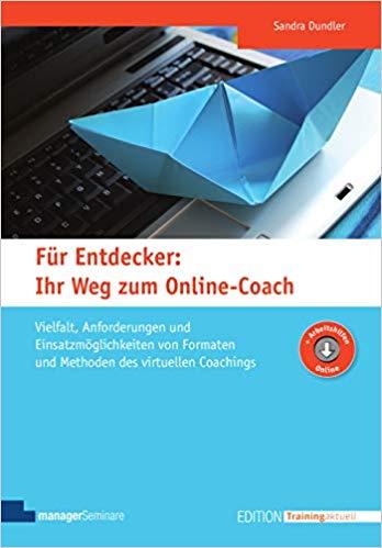 Cover Für Entdecker. Ihr Weg zum Online-Coach