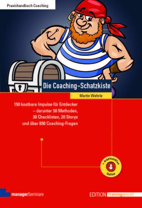 Cover Die Coaching-Schatzkiste