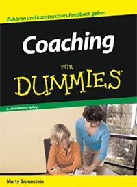 Cover Coaching für Dummies.