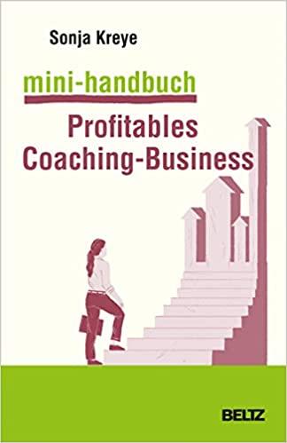 Cover Mini-Handbuch Profitables Coaching-Business.