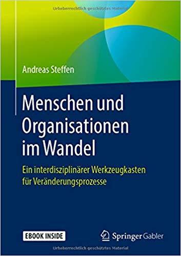 Cover Menschen und Organisationen im Wandel