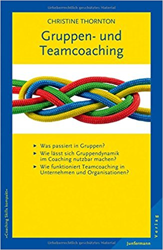 Cover Gruppen- und Teamcoaching.