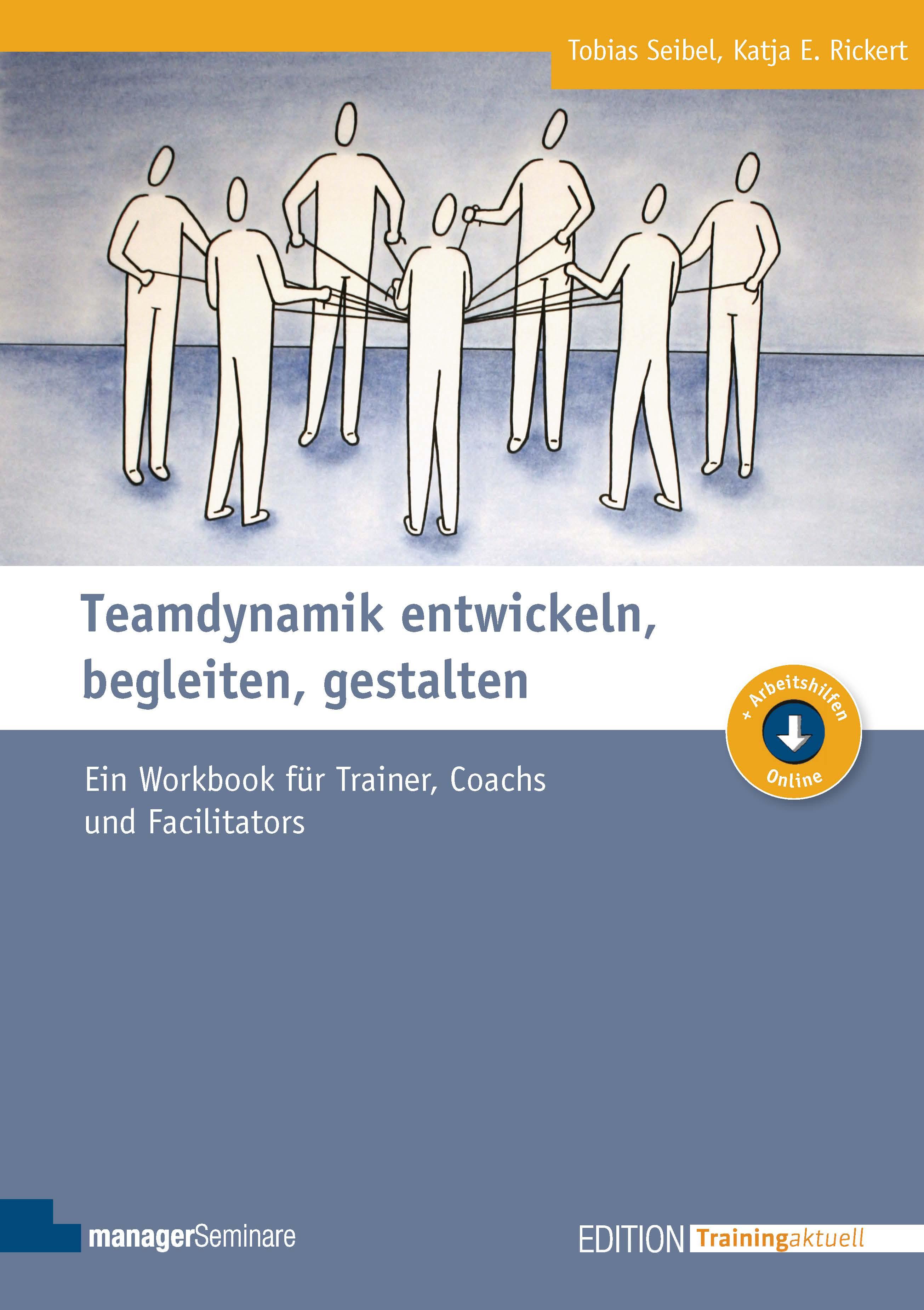 Cover Teamdynamik entwickeln, begleiten, gestalten.