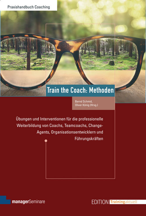 Cover Train the Coach