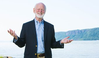 Dr. Marshall Goldsmith im Portrait