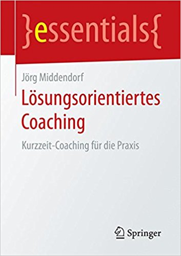 Cover Lösungsorientiertes Coaching