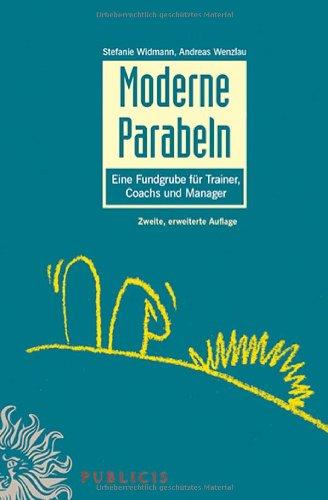 Cover Moderne Parabeln