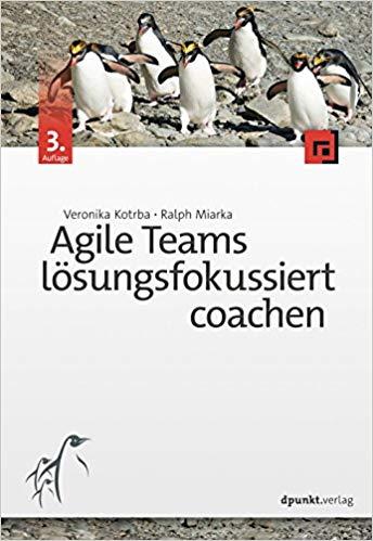 Cover Agile Teams lösungsfokussiert coachen