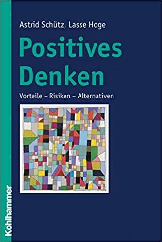 Cover Positives Denken