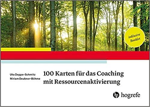 Cover 100 Karten für das Coaching mit Ressourcenaktivierung