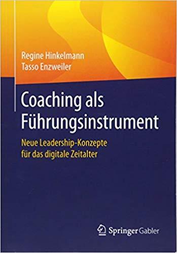 Cover Coaching als Führungsinstrument