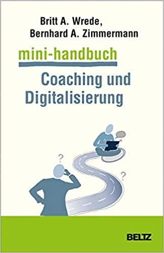 Cover Mini-Handbuch Coaching und Digitalisierung