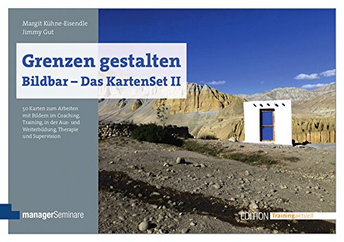 Cover Grenzen gestalten - Bildbar-KartenSet II