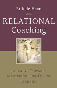 Cover Relational Coaching. Journeys Towards Mastering One-To-One Learning. Chichester: Wiley.