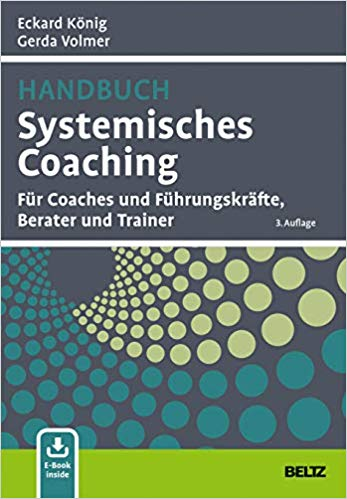 Cover Handbuch Systemisches Coaching