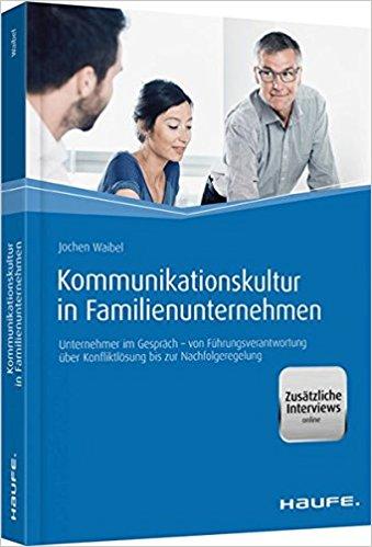 Cover Kommunikationskultur in Familienunternehmen