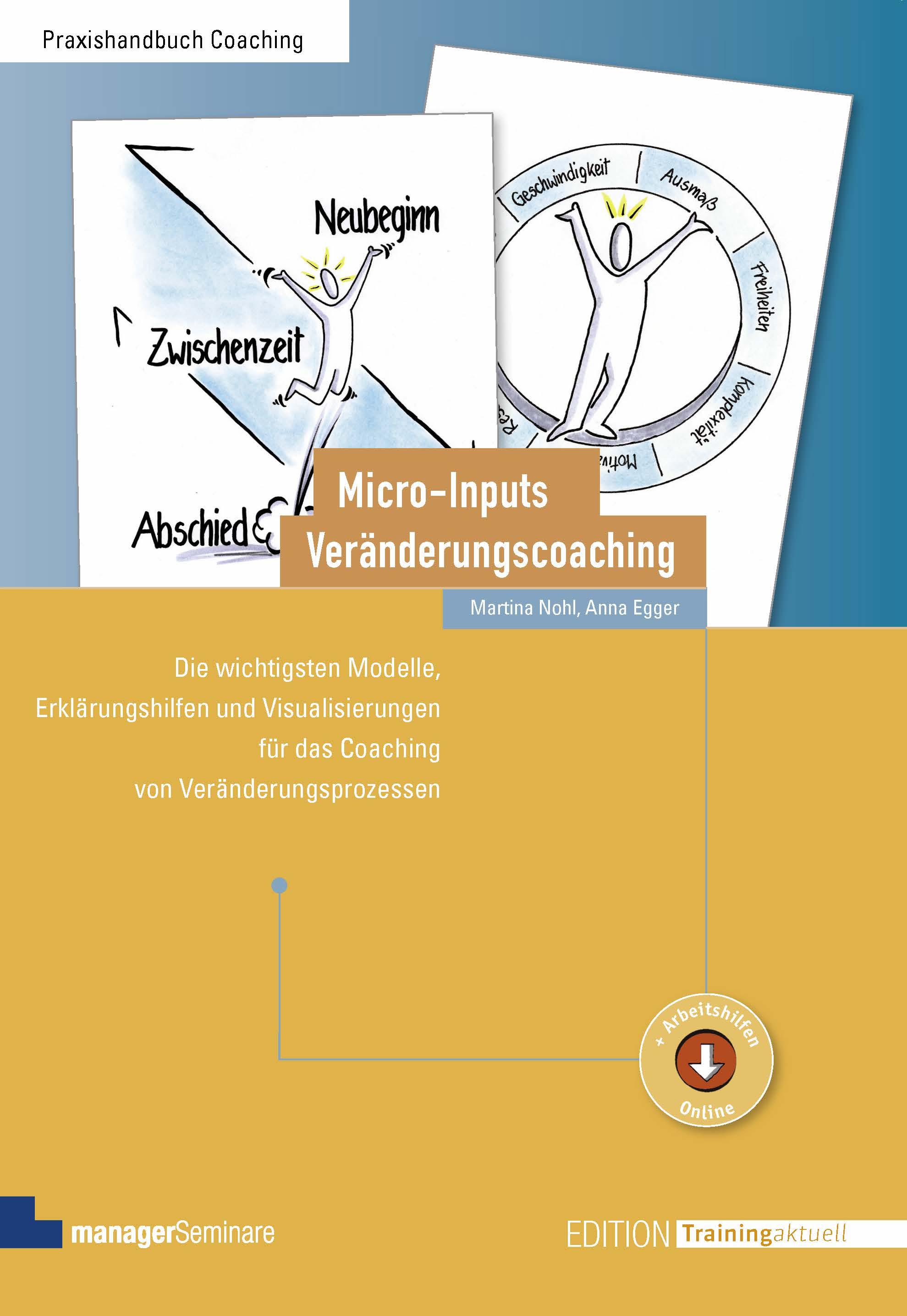 Cover Micro-Inputs Veränderungscoaching
