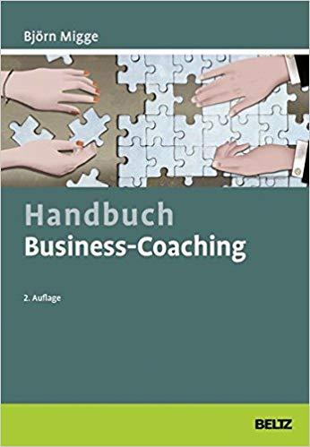 Cover Handbuch Business-Coaching.