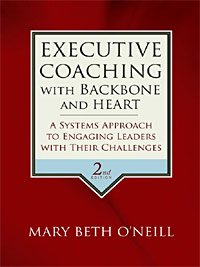 Cover Executive Coaching with Backbone and Heart